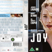 Joy (2015) R2 Blu-Ray Nordic Cover