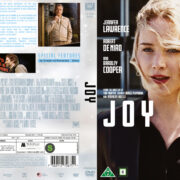 Joy (2015) R2 DVD Nordic Cover