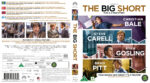 The Big Short (2015) R2 Blu-Ray Nordic Cover