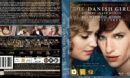 The Danish Girl (2015) R2 Blu-Ray Nordic Cover