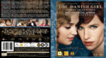 The Danish Girl (2015) R2 Blu-Ray Nordic Cover