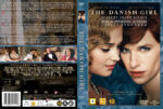 The Danish Girl (2015) R2 DVD Nordic Cover