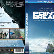 Point Break (2015) R2 Blu-Ray Nordic Cover