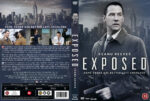Exposed (2016) R2 DVD Nordic Cover