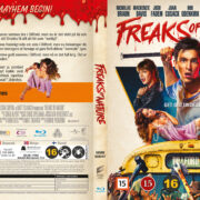 Freaks of Nature (2015) R2 Blu-Ray Nordic Cover