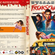 Freaks of Nature (2015) R2 Nordic Cover