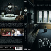 The Boy (2016) R2 DVD Nordic Cover