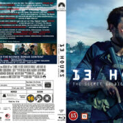 13 Hours – The Secret Soldiers of Benghazi (2016) R2 Blu-Ray Nordic Cover