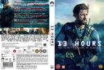 13 Hours – The Secret Soldiers of Benghazi (2016) R2 DVD Nordic Cover