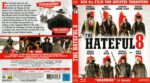 The Hateful 8 (2016) V2 R2 German Blu-Ray Cover