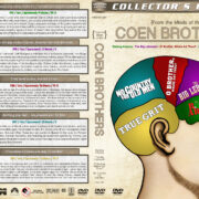 From the Minds of the Coen Brothers (1987-2010) R1 Custom Cover