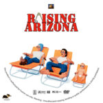 Raising Arizona (1987) R1 Custom Label