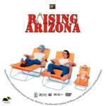 Raising Arizona (1987) R1 Custom Label