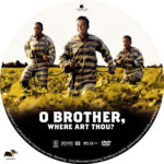 O Brother, Where Art Thou? (2000) R1 Custom Label