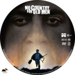 No Country for Old Men (2007) R1 Custom Label