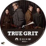 True Grit (2010) R1 Custom Label