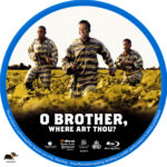 O Brother, Where Art Thou? (2000) R1 Custom Blu-Ray Label