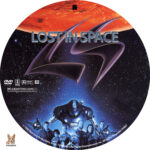 Lost in Space (1998) R1 Custom label