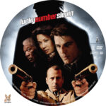 Lucky Number Slevin (2006) R1 Custom Labels