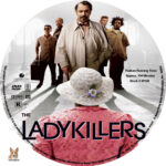The Ladykillers (2004) R1 Custom Label