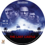 The Last Castle (2001) R1 Custom Label