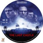 The Last Castle (2001) R1 Custom Label
