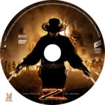 The Legend of Zorro (2005) R1 Custom Labels