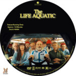 The Life Aquatic (2004) R1 Custom Labels