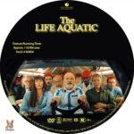 The Life Aquatic (2004) R1 Custom Labels