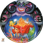 The Little Mermaid (1989) R1 Custom Labels
