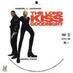 The Long Kiss Goodnight (1996) R1 Custom Label