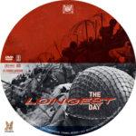 The Longest Day (1962) R1 Custom Labels