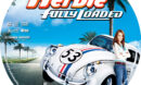 Herbie Fully Loaded (2005) R1 Custom Labels