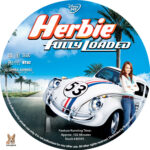 Herbie Fully Loaded (2005) R1 Custom Labels