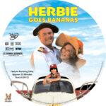 Herbie Goes Bananas (1980) R1 Custom labels