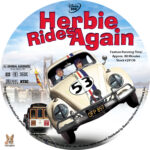 Herbie Rides Again (1974) R1 Custom Labels