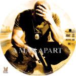 A Man Apart (2003) R1 Custom Label