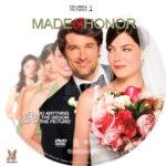 Made of Honor (2008) R1 Custom Label