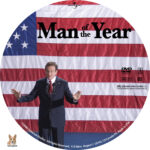 Man of the Year (2006) R1 Custom Labels