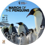March of the Penguins (2005) R1 Custom Labels