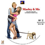 Marley & Me (2008) R1 Custom Labels