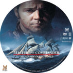 Master and Commander (2002) R1 Custom Labels