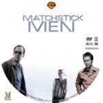 Matchstick Men (2003) R1 Custom Label