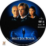 Meet Joe Black (1998) R1 Custom Label