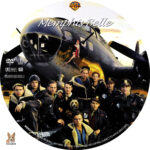 Memphis Belle (1990) R1 Custom Label