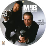 Men in Black (1997) R1 Custom Labels