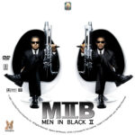 Men in Black II (2002) R1 Custom Labels