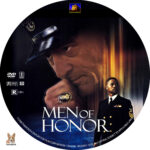 Men of Honor (2000) R1 Custom Label