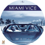 Miami Vice (2006) R1 Custom Labels