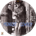 Midnight Cowboy (1969) R1 Custom Labels